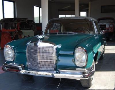 Mercedes W111 Cabrio